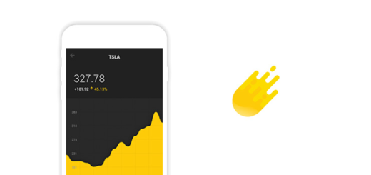 Firetail app for iPhone for Stock price alerts