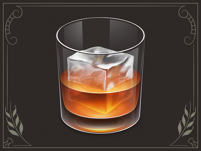 On the Rocks Icon