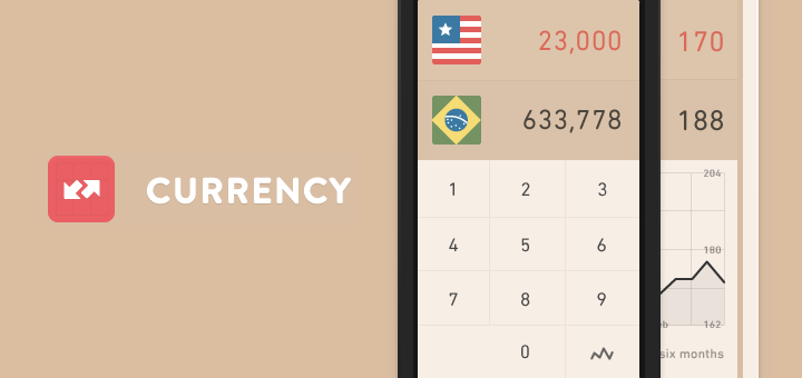 Currency 1.6 Adds A Calculator and New Themes; Goes Freemium