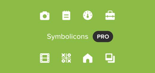 Symbolicons PRO Icon Set Kickstarter