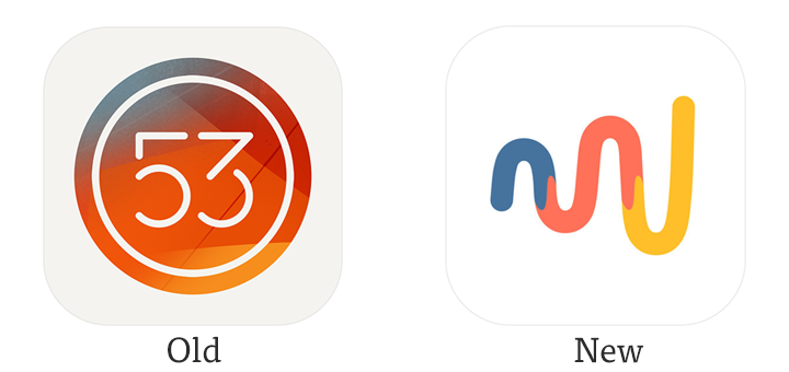 At a Glance: Paper by FiftyThree's New App Icon