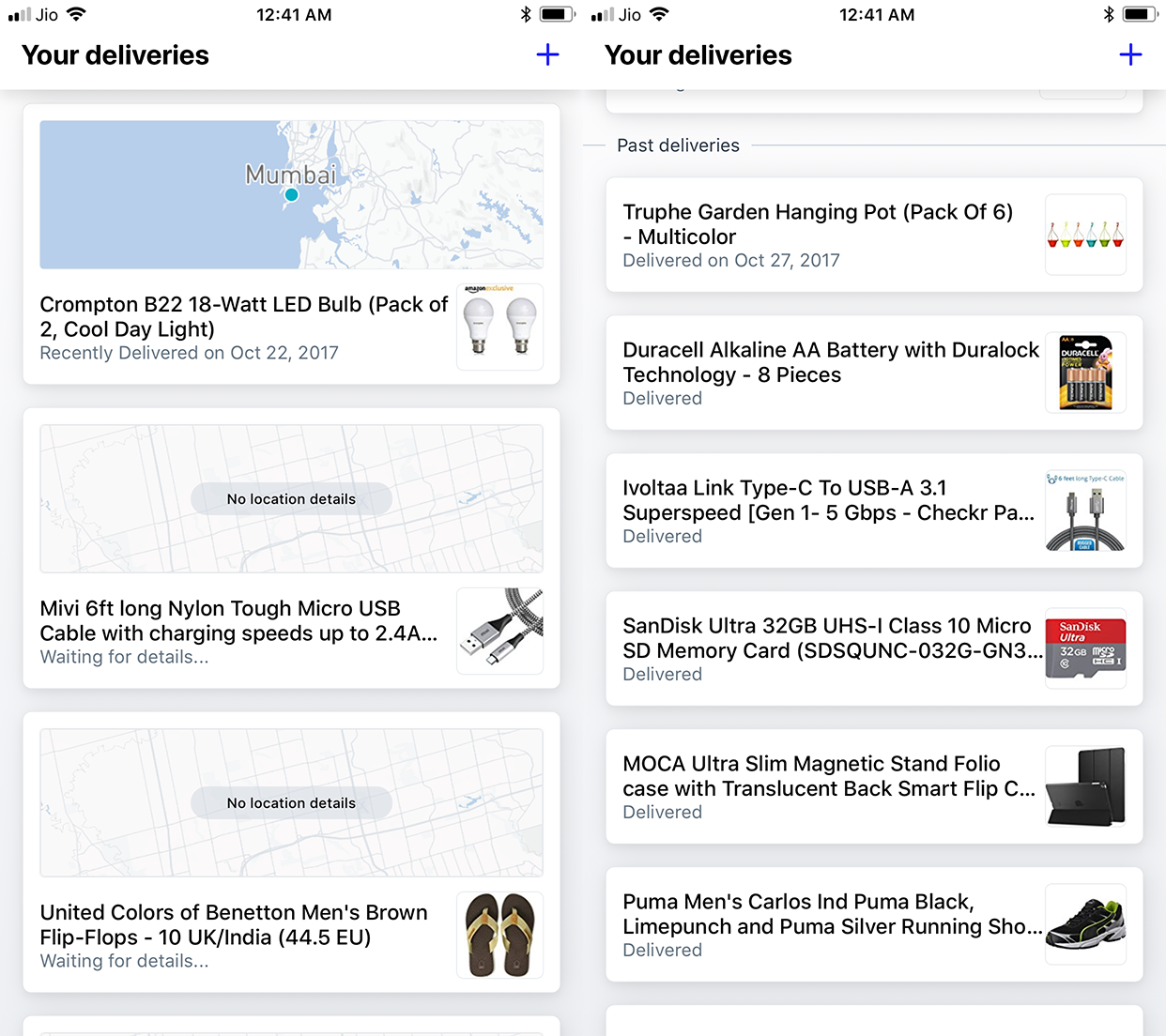 Arrive Package Tracker by Shopify