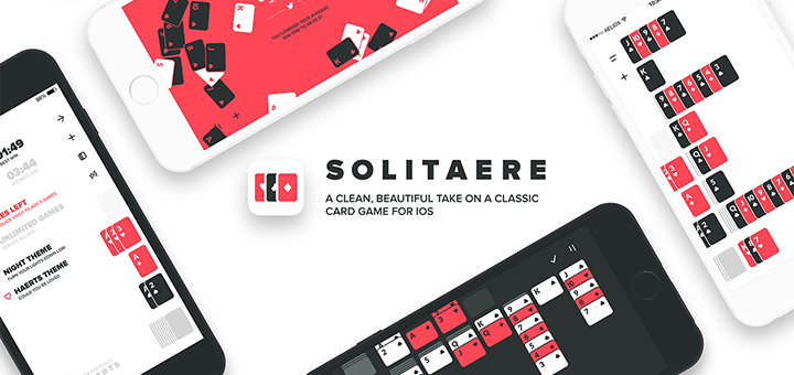 Solitaere - Solitaire Game for iPhone and iPad