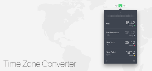 Time Zone Converter and World Clock App