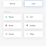 iLend — Keep Track of Things You Lend or Borrow