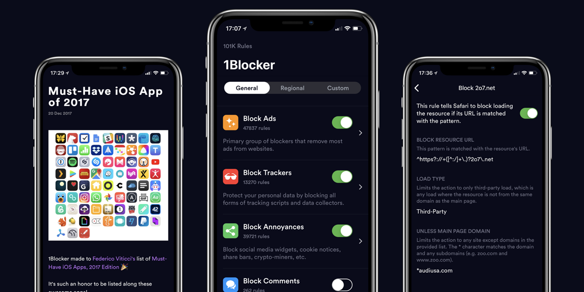 1Blocker X Is the Definitive Version of the Best iOS Content Blocker