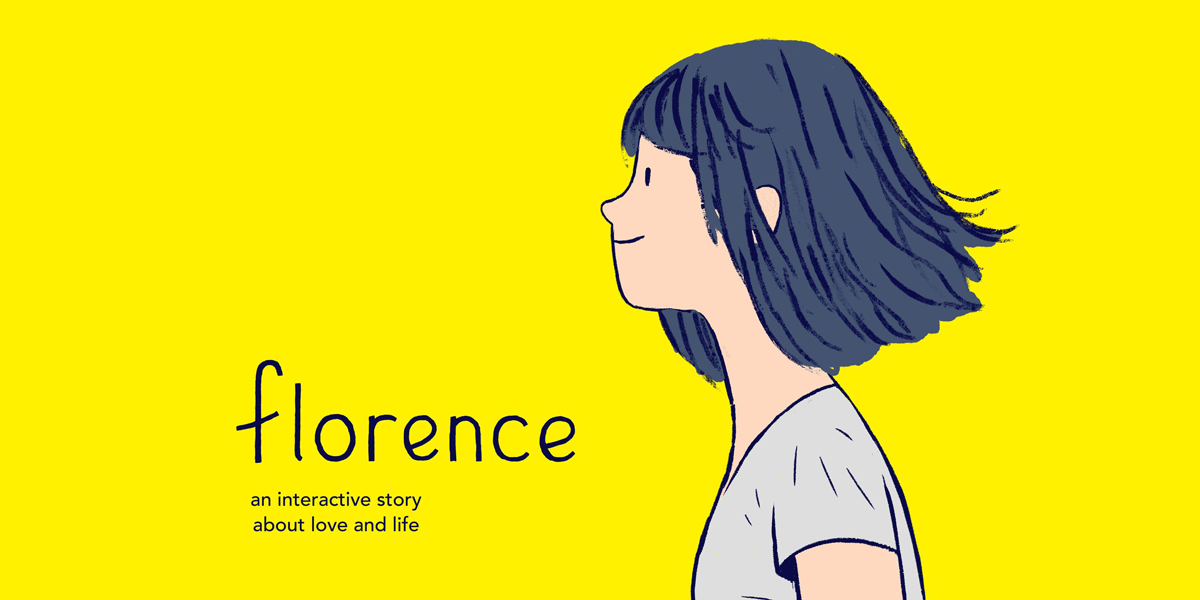 Florence by Mountains Studio Is an Excellent Interactive Adventure