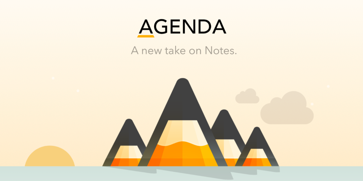 Agenda Is a Note-Taking App That Can Replace Multiple Apps on Your Home Screen