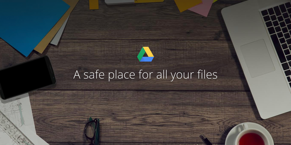 Google Drive Gets an Updated UI for the Web In Line With Google's New Material Theme