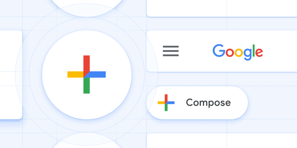 Google's Custom Material Theme