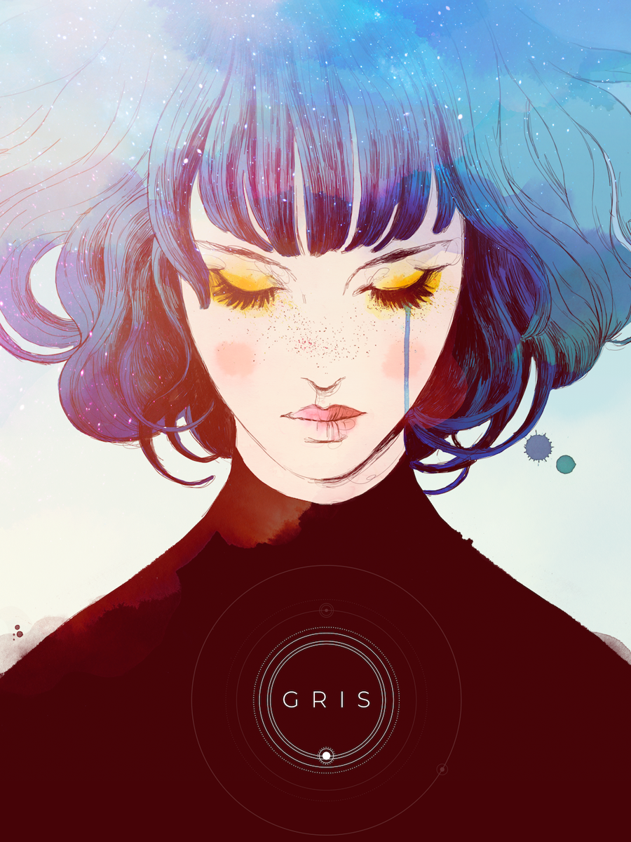 GRIS Is a Gorgeous Narrative Experience Coming to Nintendo Switch, Windows, and macOS in December