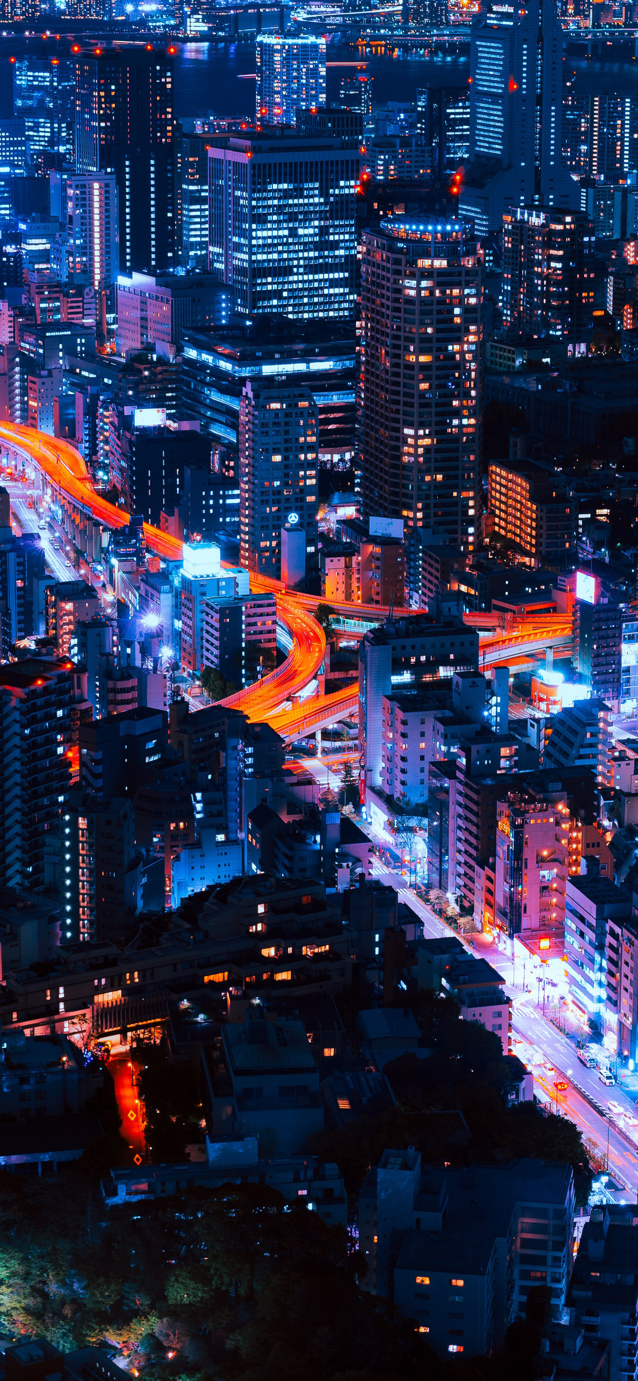 1. Tokyo Infinity by Pawel Nolbert & Stunning Wallpapers for iPhone X iPhone XS and iPhone XS Max ...