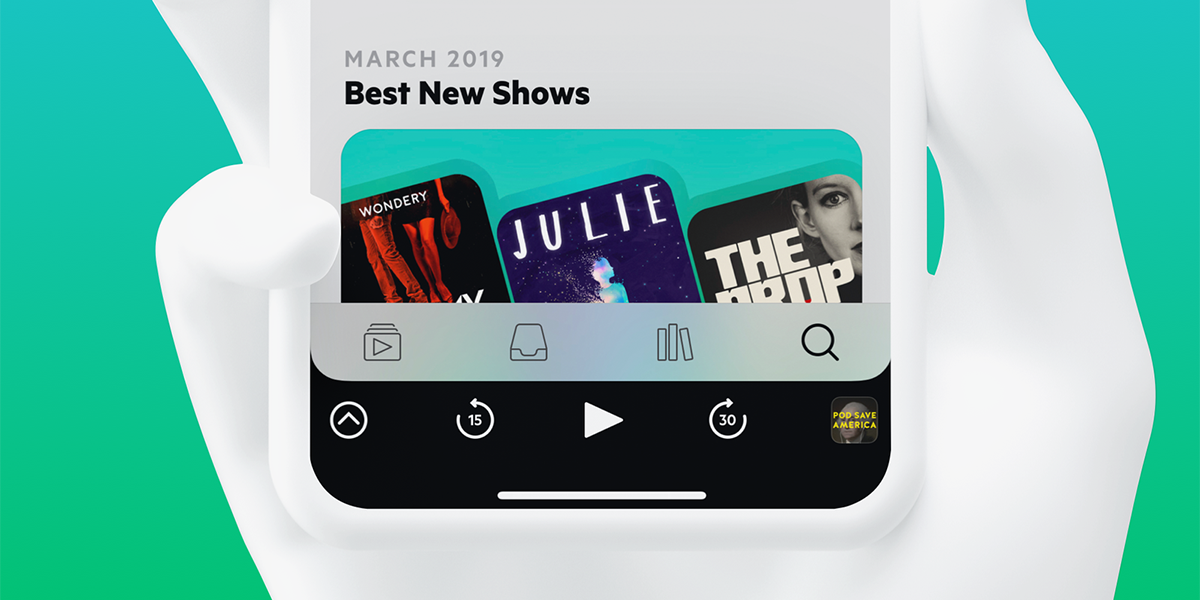 Castro Podcast Player Updated With Enhanced Discovery Feed, Instant Search, and Updated Terminology