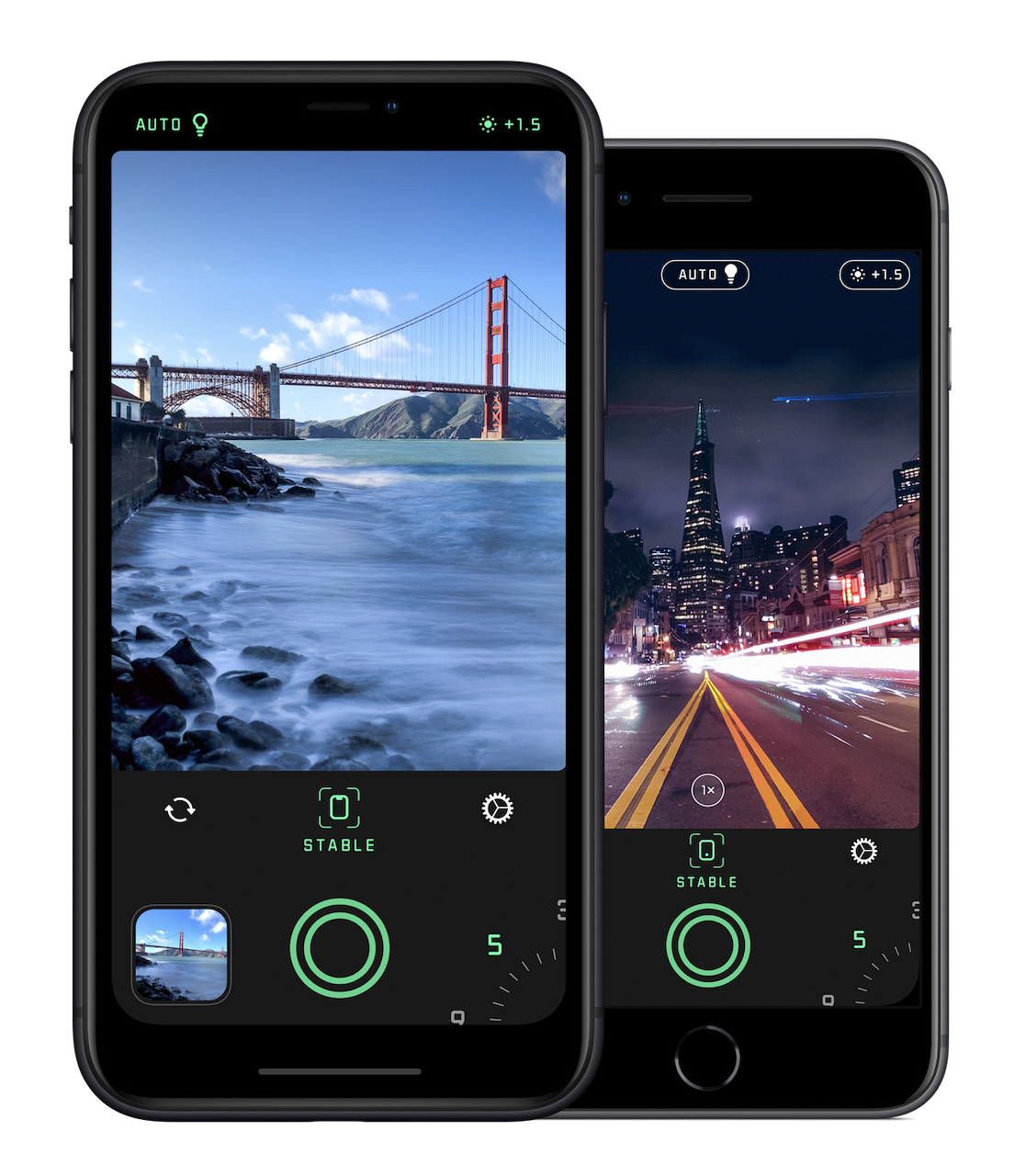Spectre Cam Enables Long Exposure Shots on iPhone Using AI