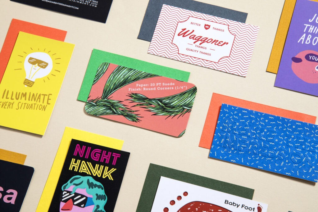 Forget Moo & Vistaprint! Make Refreshingly Unique Business Cards with Print Peppermint