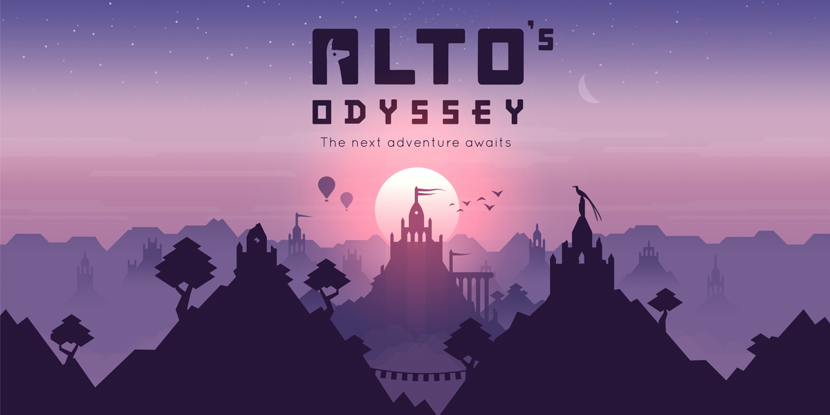 Alto's Adventure & Alto's Odyssey Go Free for Week