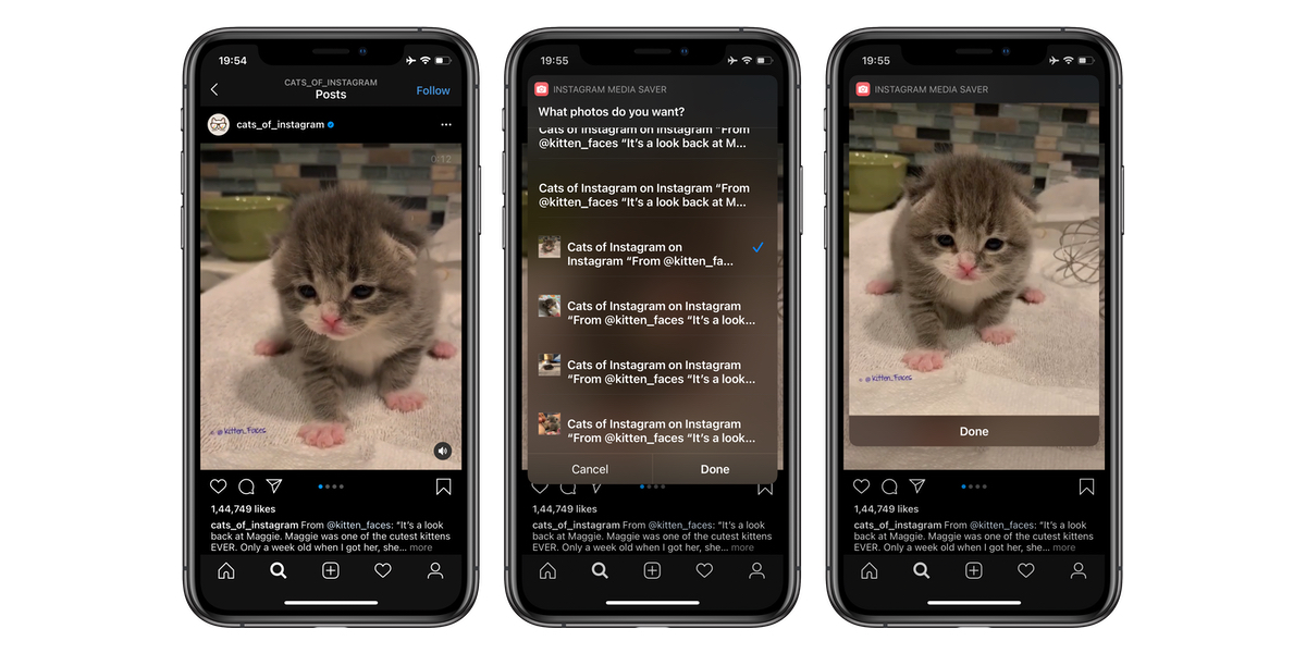 How to Download Instagram Videos and Stories on iPhone