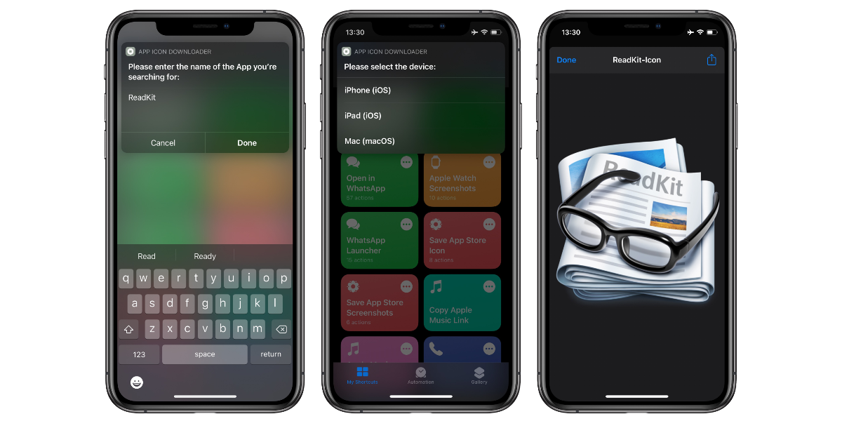 How to Download App Icons From the App Store or Mac App Store on iPhone or iPad