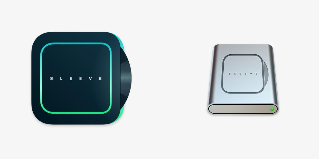 Sleeve App Icons