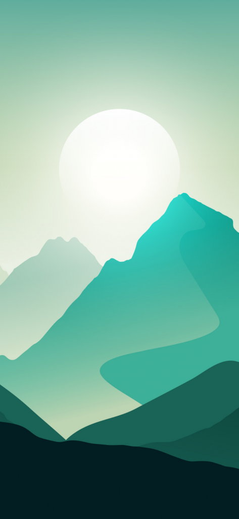 Download Free Flat Art Wallpapers for iPhone & iPad