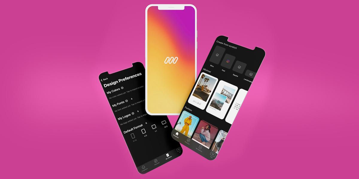 Mojo — An Elegant App for Creating Aesthetic Social Media Stories